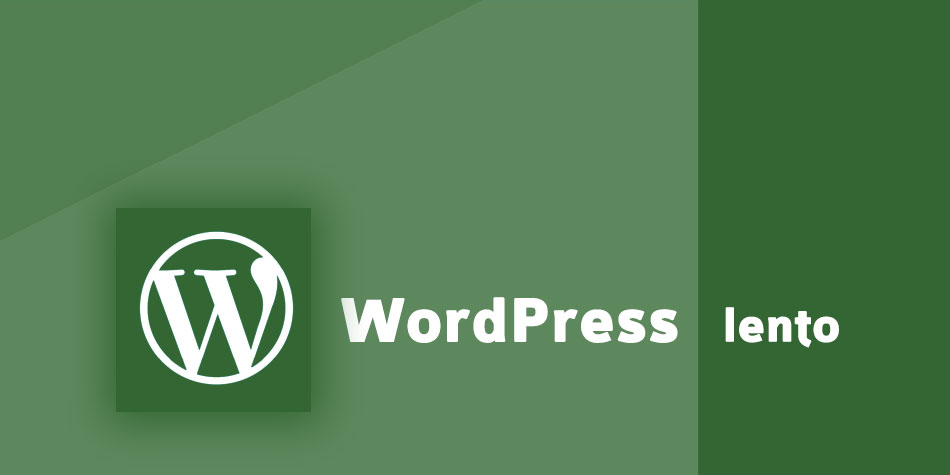 wordpress lento p3-profiler