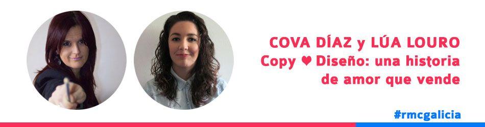 cova diaz lua louro copywriter diseño web