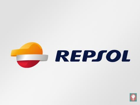 logo repsol actual