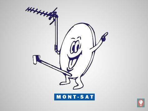 Ejemplo diseño Logo de Mon-Sat