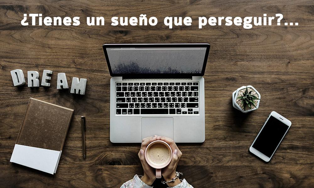 escribir blog sueño escribir
