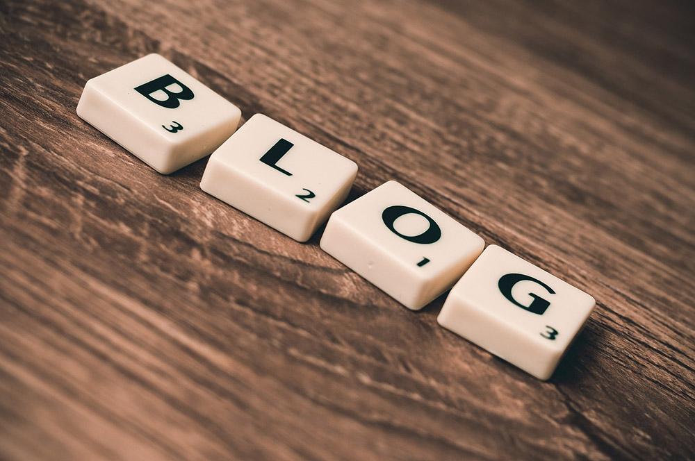 Escribir un blog da visitas y reconocimiento