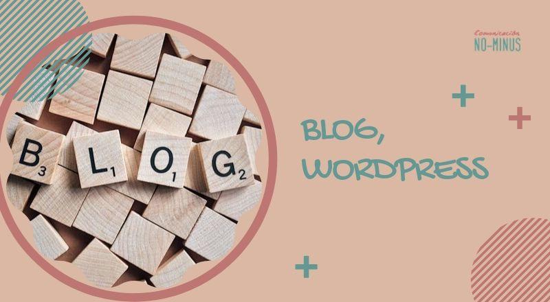 Categoría Blog Wordpress