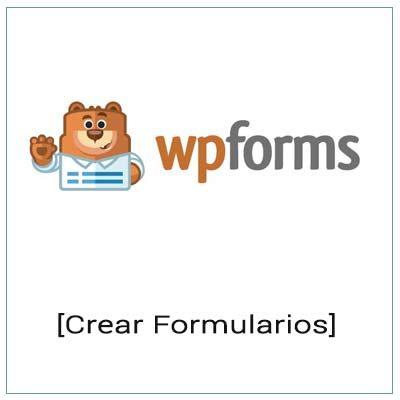 wpforms para wordpress